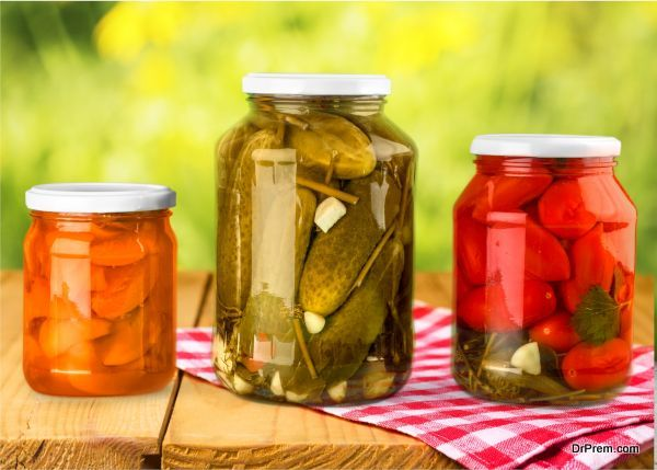 Canning is becoming popular