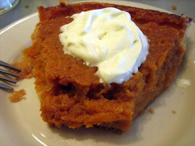 All about the sweet potato pie