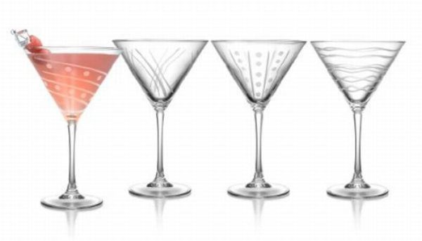 ARC Uptown Assorted 10-Ounce Martinis