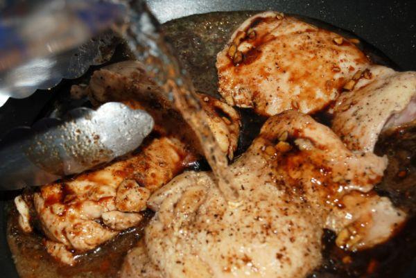Asian glazed chicken thighs - Always Foodie