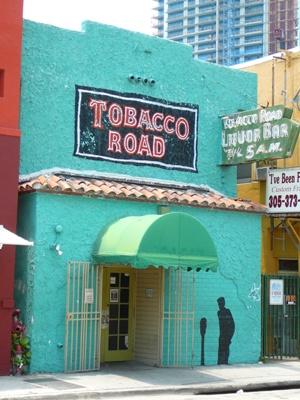 Astounding Tobacco road restaurant In miami