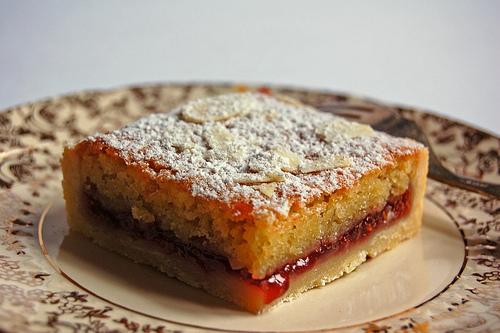 Bakewell Tart Recipe - Always Foodie