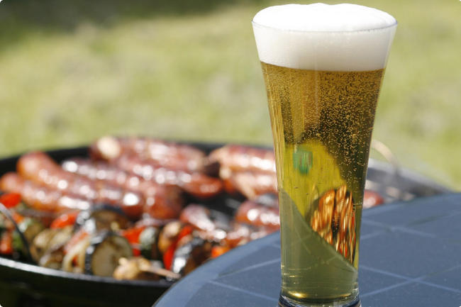 Beer and Barbecues-The secret to a fun living