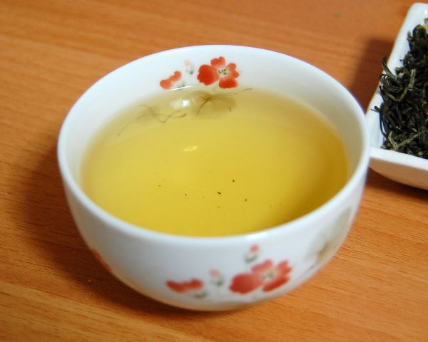 Bi Luo Chung green tea