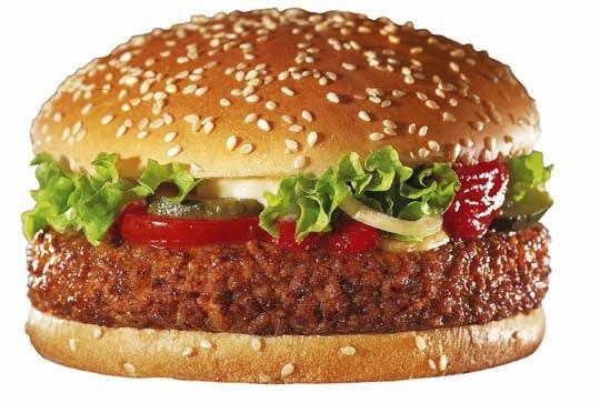 Burger at its best