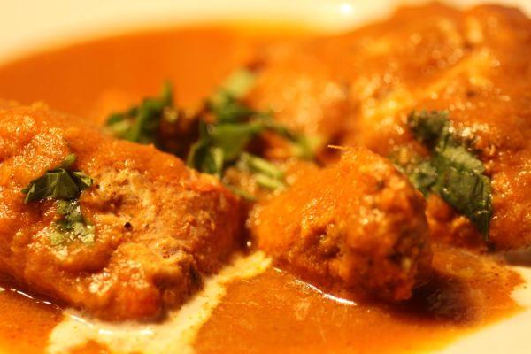 regional cuisine butter chicken delicious indian delicacy always foodie