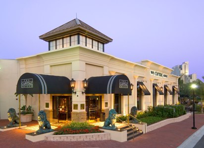 Capital Grille Restaurant in Miami