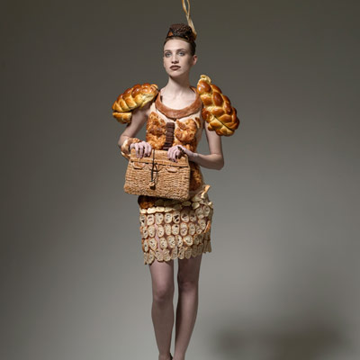 Carbo-holic's dream dress