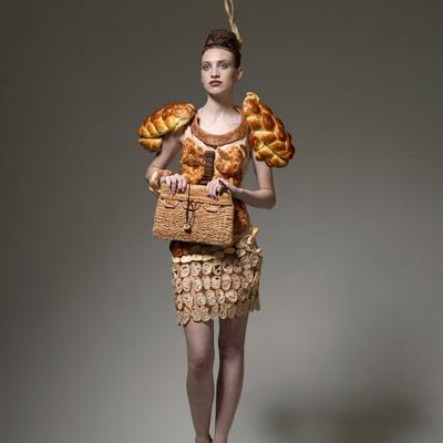 Carbo-holic's dream dress