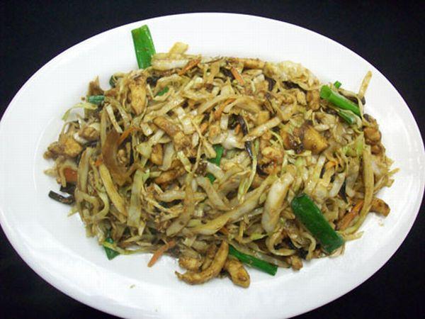 Chinese Mu Shu Chicken