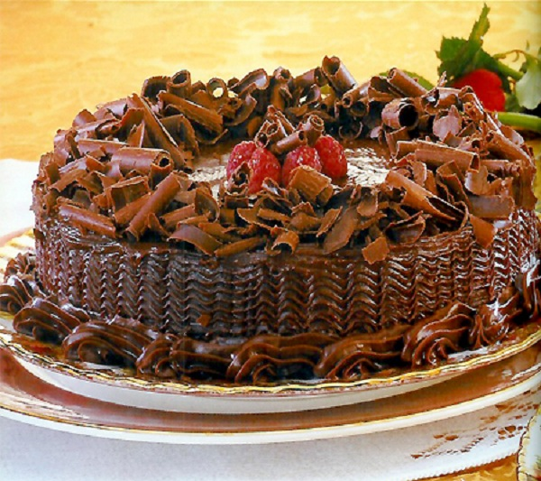 Choco-laty cake delights