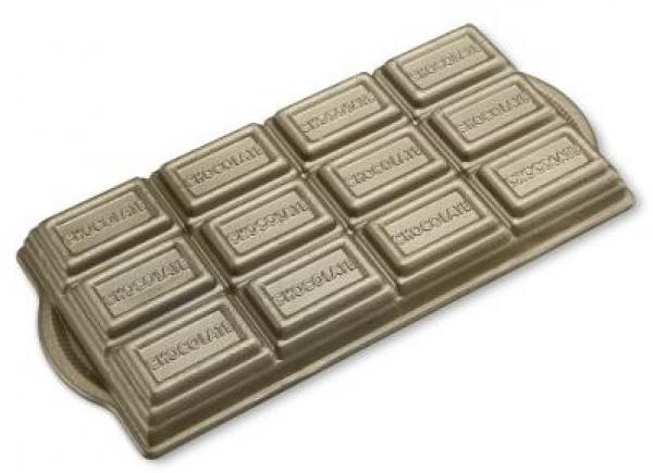 Chocolate Bar Brownie Mold