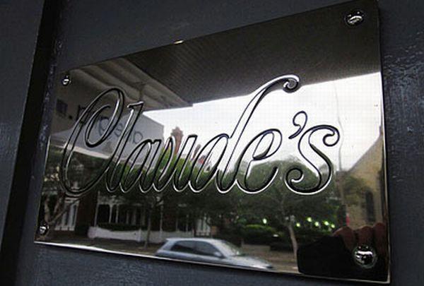 Claude's
