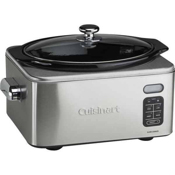 Cuisinart 6.5-Quart Digital Slow Cooker