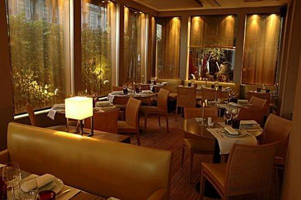 Dining experience in New York