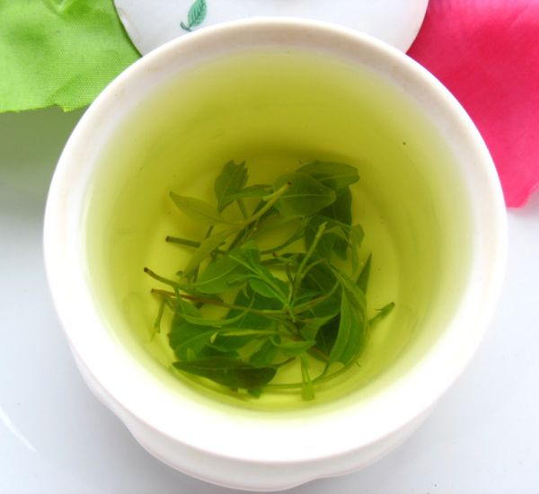 Dragon well flavor Green tea
