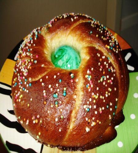 Recipe of bird's nest bread for Easter - Always Foodie