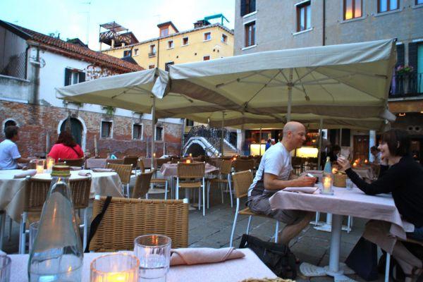 El Refolo Venetian restaurant