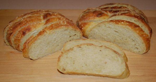 Elongated Siciliano Breads