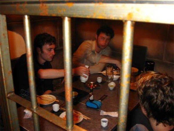 Fortezza Medicea Jail Restaurant