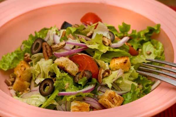 French salads