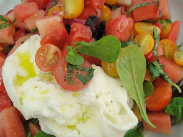 Marinated Tomato And Burrata Salad Recipes — Dishmaps