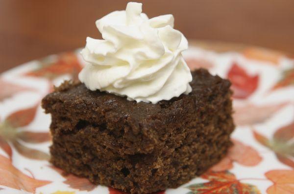 Low Fat Gingerbread Cake 19