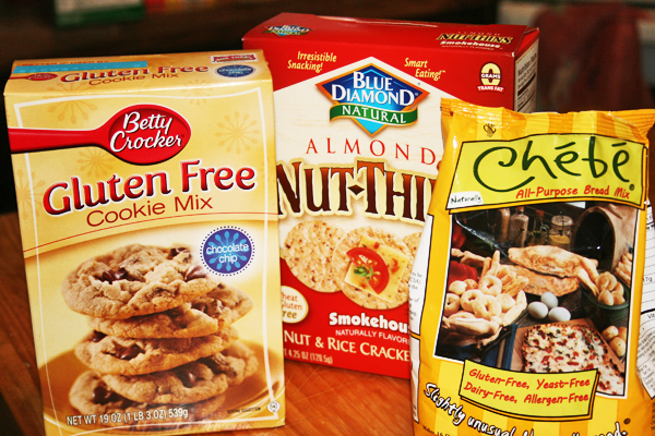 Download this Gluten Free Foods picture