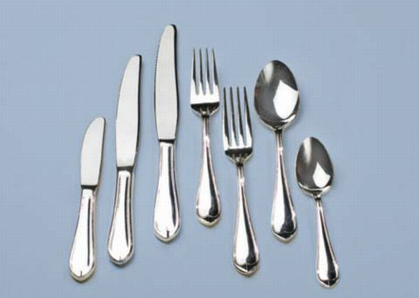 7 silverware sets to enhance your dining experience always foodie - Treble clef silverware ...