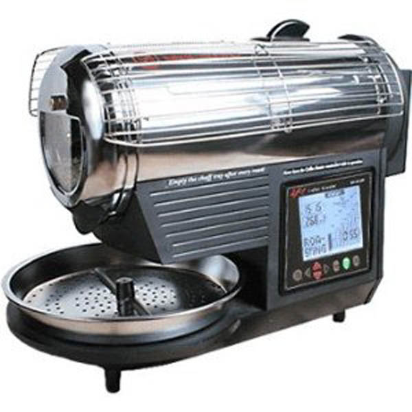Hot Top coffee roaster