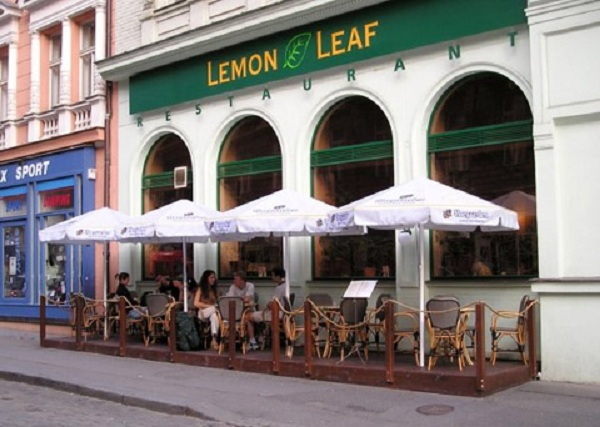 Lemon Leaf, Prague