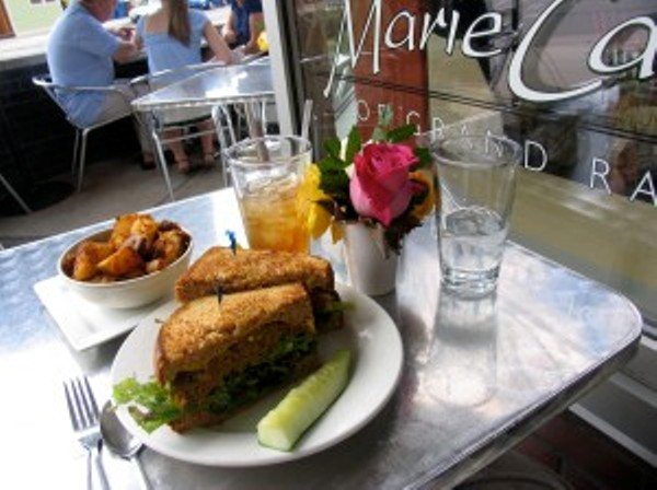 Marie Catrib's Vegan Sandwich
