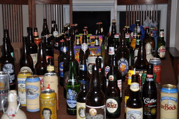 Myriad of Beers