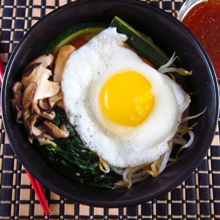 Palatable Korean Cuisine