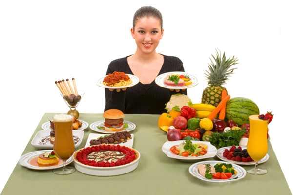 Plan a nutritious diet