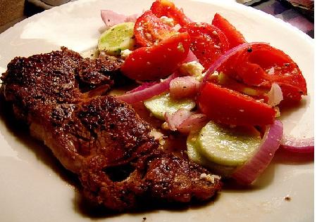 Ribeye steak: Recipe
