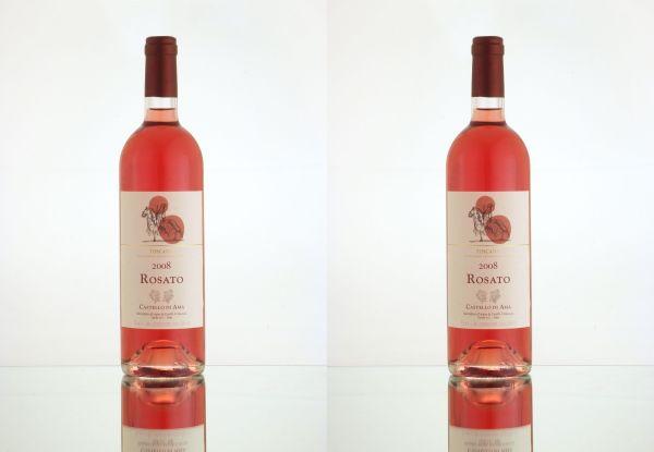 Rosato rose wine