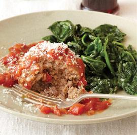 Sicilian meatball