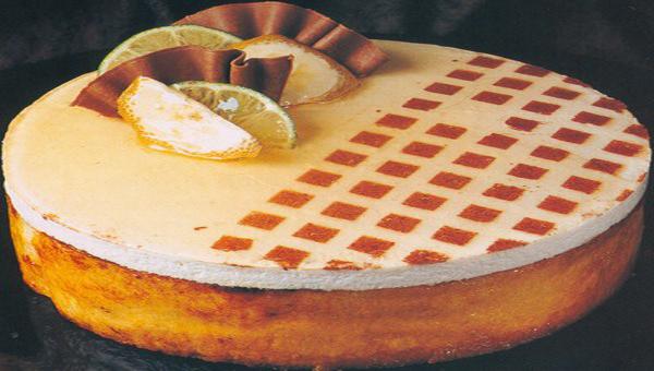 Sponge/foam cake