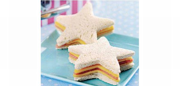 Star shaped Altamura bread