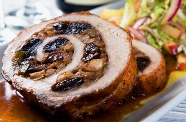 Easy recipe for pork loin roast