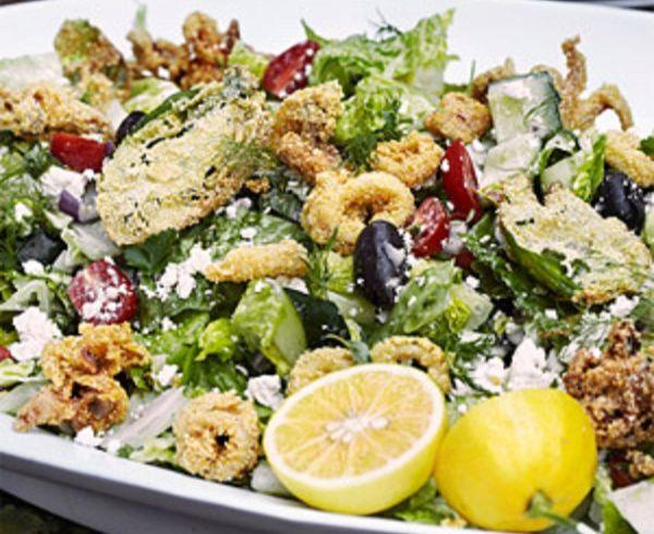 Summer Calamari Salad Recipe