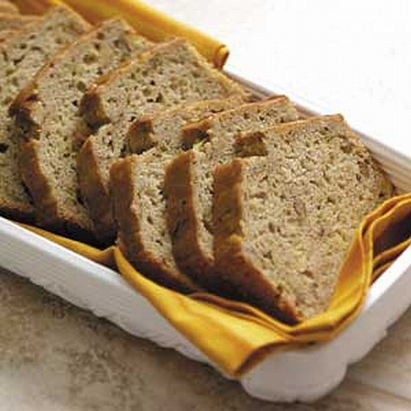 Tasty and healthy zucchini bread