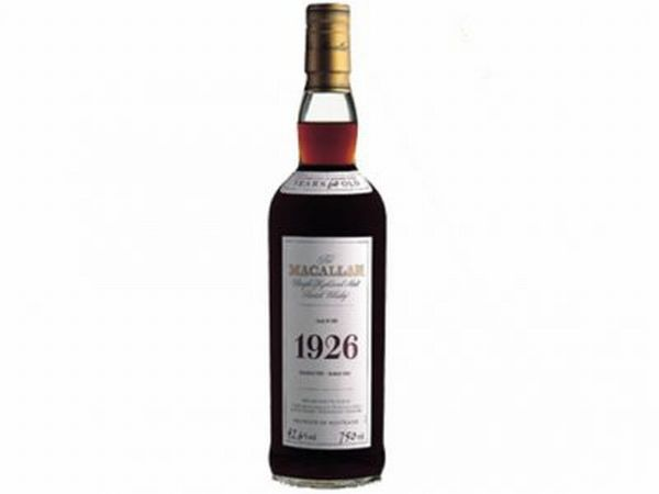 The Macallan 1926 Whisky