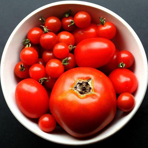 Tomato as a taste maker
