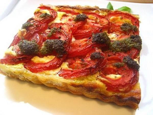 Tomato tartlet