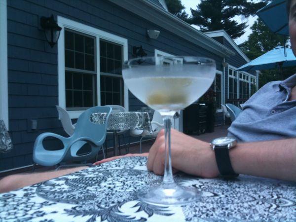 Unfamiliar cocktail