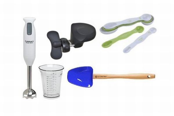Useful and sophisticated kitchen gadgets