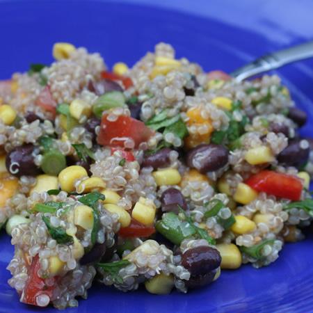 Wing bean salad