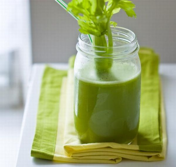 The Ultimate Green Juice